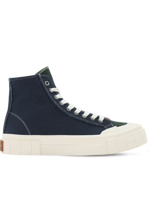 Good News Color Block High Top Palm Sneakers