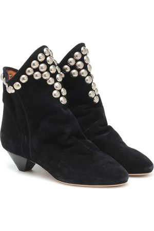 Isabel Marant Naiset Nilkkurit - Doey suede ankle boots