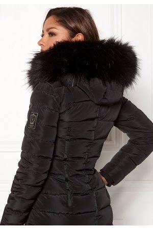 Chiara Forthi Naiset Huivit - Chiara Faux Fur Collar Black One size