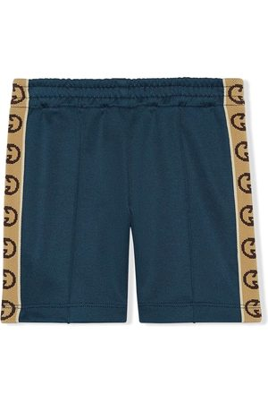 Gucci Interlocking G technical jersey trousers