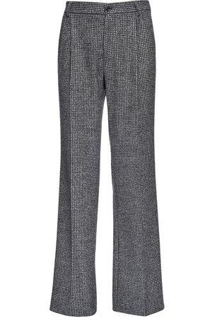Dolce & Gabbana 25cm Wool Blend Loose Pants