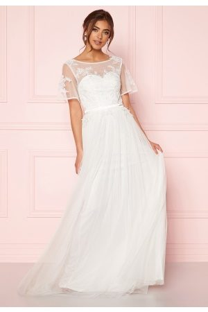 Moments New York Rosalie Wedding Gown White 36