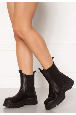 Selected Lucy Leather Chelsea Boot Black 36