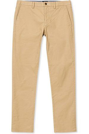 GANT Slim Fit Tech Prep Chino Dark Khaki