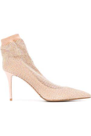 LE SILLA Gilda sock pumps