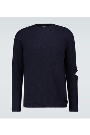Stella McCartney Miehet Neuleet - Alpasoft knitted sweater