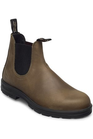 Blundstone Bl Elastic Sided Boot Lined Shoes Chelsea Boots Blundst