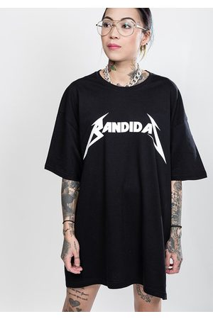 BANDIDAS Master Of Puppets Tee In Black
