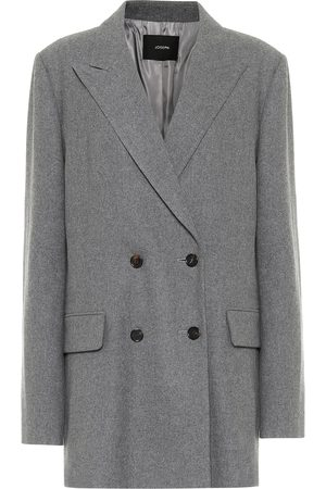 Joseph Jorgen wool-blend flannel blazer