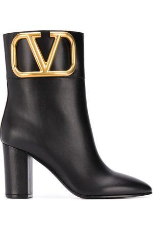 VALENTINO GARAVANI VLOGO pointed boots