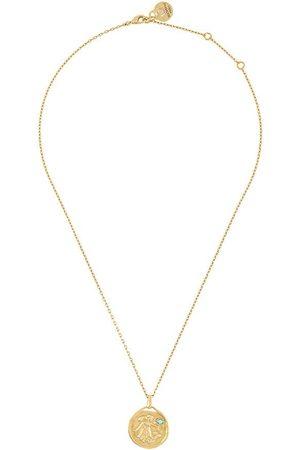 Goossens Talisman Virgo pendant necklace