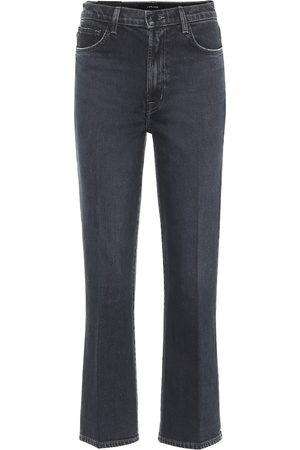 J Brand Julia high-rise flared jeans
