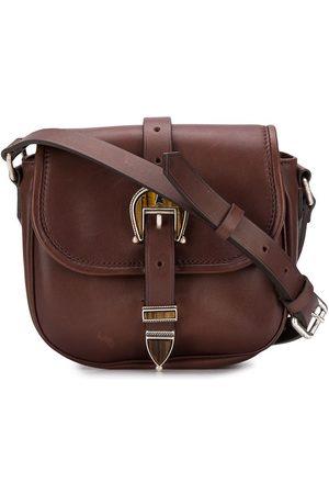 Golden Goose Naiset Olkalaukut - Buckled leather crossbody bag