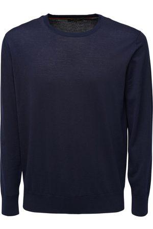 Loro Piana Miehet Neuleet - Wish Wool Knit Sweater
