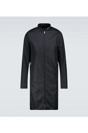 RAF SIMONS Miehet Päällystakit - Slim-fit zipped nylon coat
