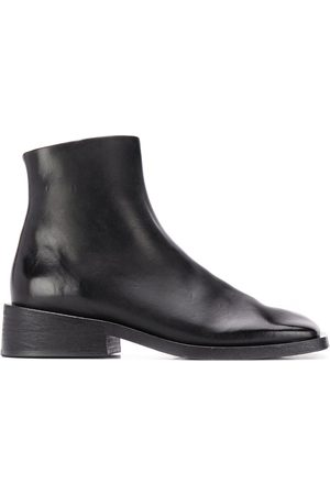 Marsèll Square toe ankle boots
