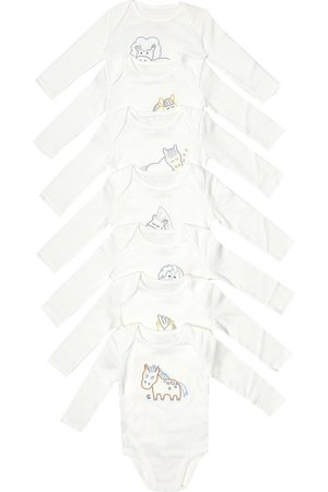 Stella McCartney Baby cotton jersey bodysuits set