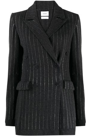 Barrie Pinstripe double-breasted blazer