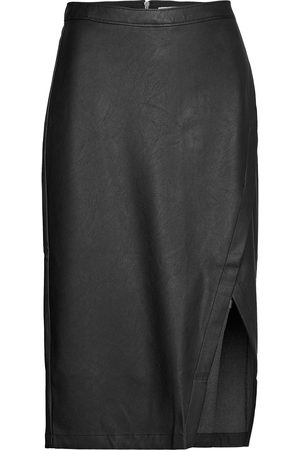 Abercrombie & Fitch Anf Womens Skirts Polvipituinen Hame