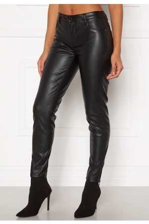 Noisy May Kimmy NW Skinny Pants Black S/32