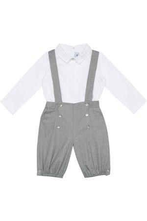 Tartine Et Chocolat Baby onesie and pants set