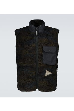 and wander Boa Campo vest