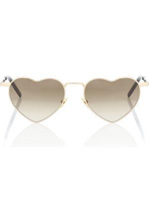 Saint Laurent Naiset Aurinkolasit - Heart sunglasses