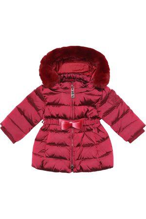 MONNALISA Baby down coat