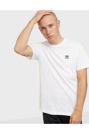 adidas Essential Tee T-shirts & linnen Vit