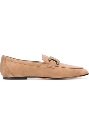 Tod's Naiset Loaferit - Kate suede loafers