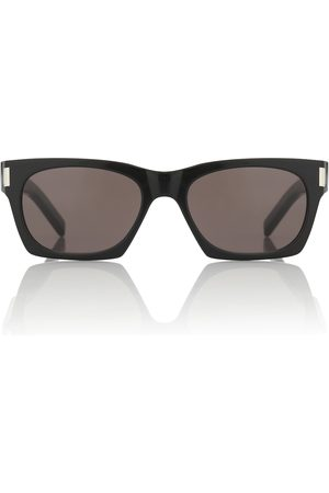 Saint Laurent SL 402 rectangular acetate sunglasses