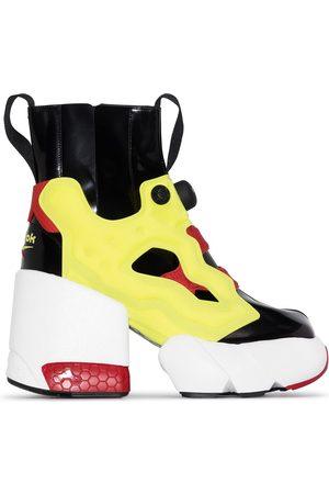Maison Margiela X Reebok Tabi Instapump Fury Hi ankle boots