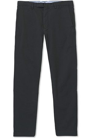 Polo Ralph Lauren Miehet Chinot - Slim Fit Stretch Chinos Black Mask