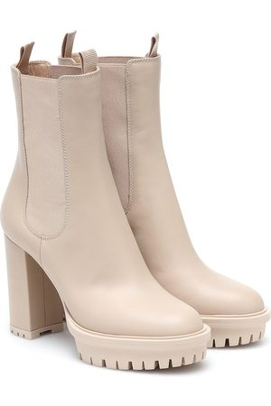 Gianvito Rossi Naiset Nilkkurit - Leather ankle boots