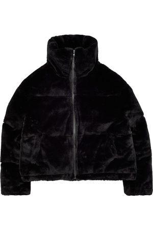 Apparis Naiset Talvitakit - Billie faux-fur puffer jacket
