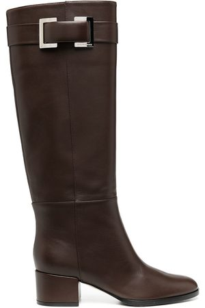 Sergio Rossi Prince knee-length boots