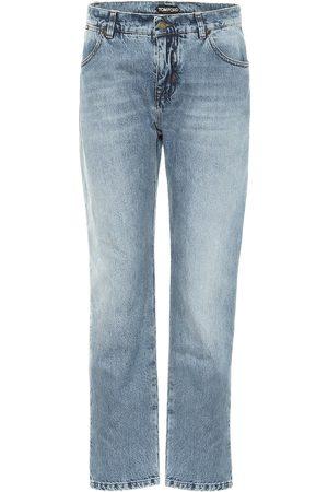 Tom Ford Mid-rise boyfriend jeans