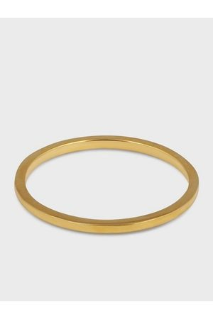 syster P Tiny Plain Ring Kulta