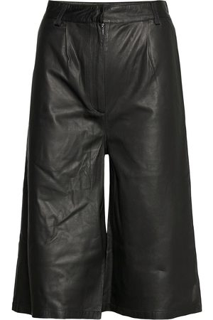 MDK / Munderingskompagniet Culotte Leather Trouser Housut
