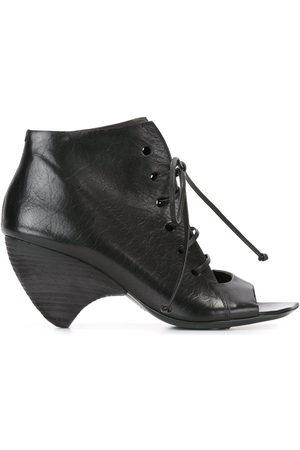 Marsèll Structured lace-up ankle boots