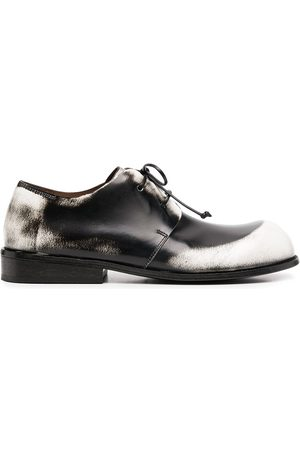 MARSÈLL Naiset Loaferit - Distressed-effect derby shoes