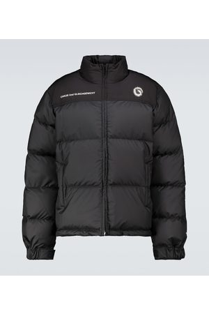 UNDERCOVER Down-filled padded jacket