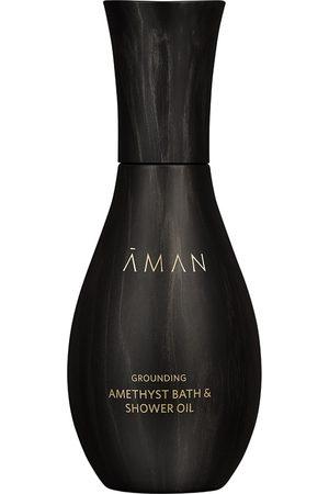 AMAN SKINCARE 100ml Amethyst Bath & Shower Oil