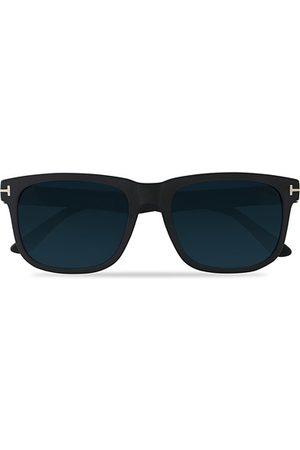 Tom Ford Miehet Aurinkolasit - Stephenson FT0775 Sunglasses Black/Green