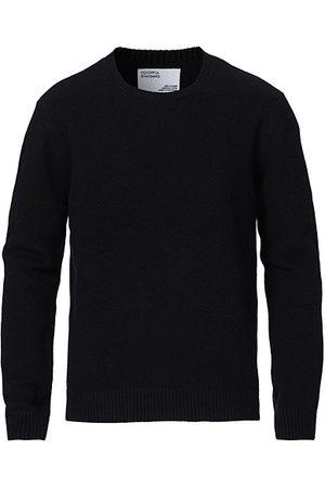 Colorful Standard Classic Merino Wool Crew Neck Deep Black