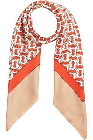 Burberry Huivit - TB monogram print scarf