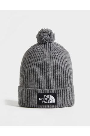 The North Face TNF Box Pom Beanie Hat - Mens