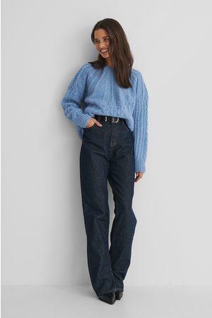 MANGO Handia Sweater - Blue