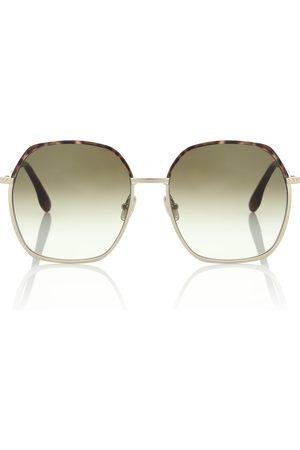 Victoria Beckham Square sunglasses