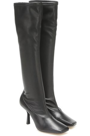 Jimmy Choo Myka 85 knee-high boots